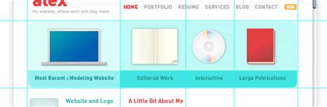 layout design illustrator tutorials use adobe illustrator to create a clean website layout