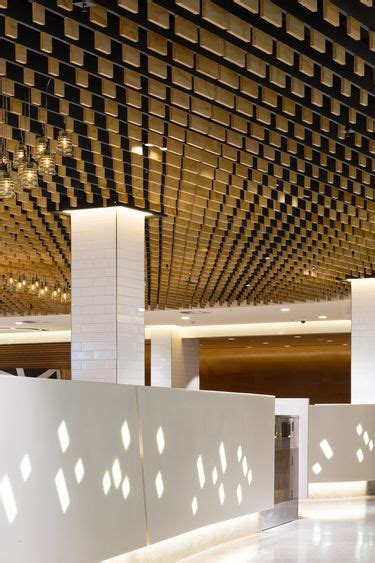ceiling decor ideas australia canberra centre food court design practice cox