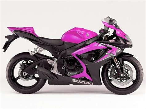 Pinkes Motorrad 125 by Pink Gsxr 600 Cars And Motorcycles Suzuki