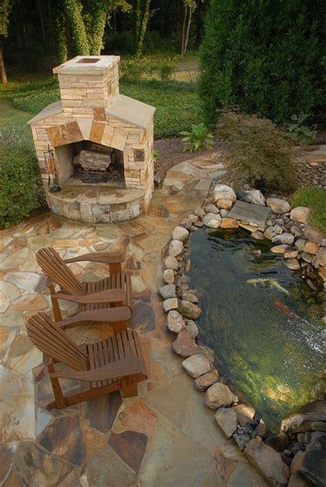 best 25 outdoor fish ponds ideas on outdoor