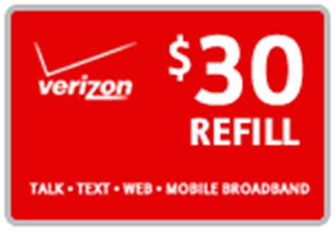Buy Verizon E Gift Card - pinzoo com gt buy 30 00 verizon wireless prepaid refill minutes on sale for 29 79 for