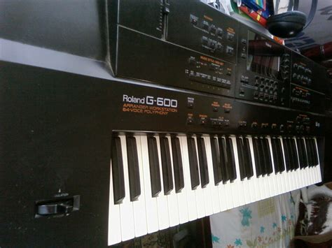 Keyboard Roland G 600 Roland G 600 Image 164327 Audiofanzine