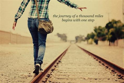 tumblr themes journey a journey of a thousand miles begins with a single step