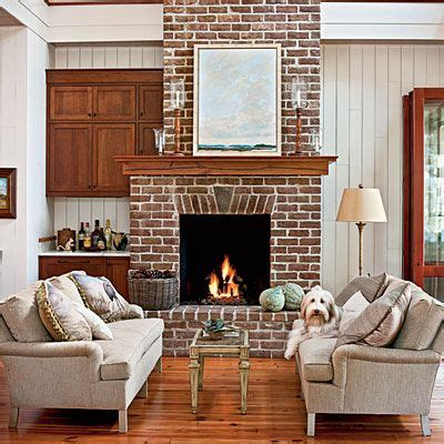 25 cozy ideas for fireplace mantels southern living 26 best images about dogtrots on pinterest fireplaces