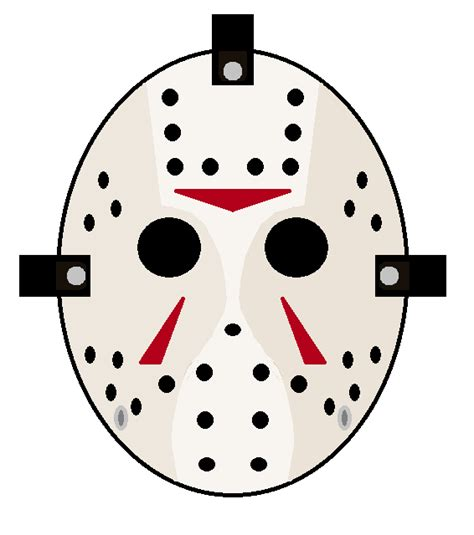 free printable jason mask jason mask drawing www imgkid com the image kid has it