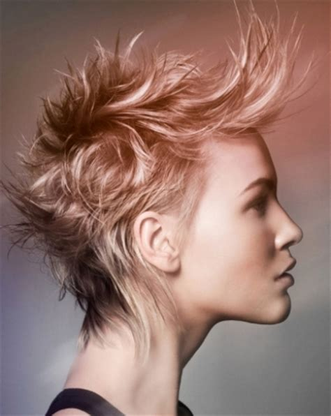 punky shoet pixi cut punk hairstyles hairstyles 2017 hair colors and haircuts