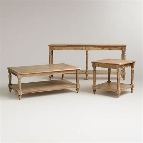 World Market Coffee Table Everett Occasional Table Collection World Market