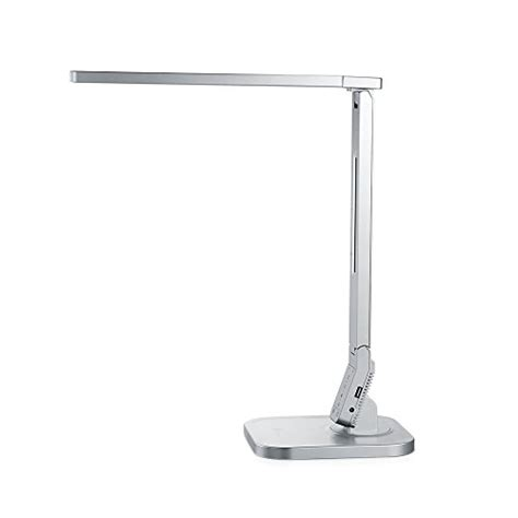 taotronics dimmable touch led desk l taotronics dimmable eye care led desk l silver 4