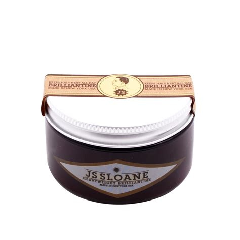 Jual Pomade Js Sloane js sloane heavyweight brilliantine 118ml
