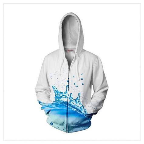 Jaket Sweater Hoodie White Jacket Hoodie Sweater Hoodie Sweatshirt Top Blouse