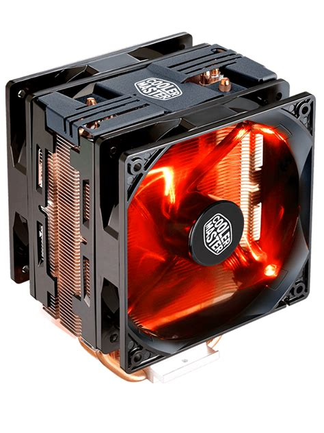 Cooler Master Hyper 212 Led With Pwm Fan hyper 212 led turbo cpu air cooler cooler master