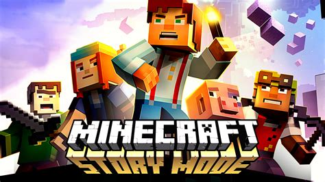 minecraft story mode minecraft story mode getting physical release 171 nintendojo