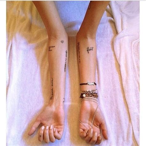 simple tattoo locations pinterest