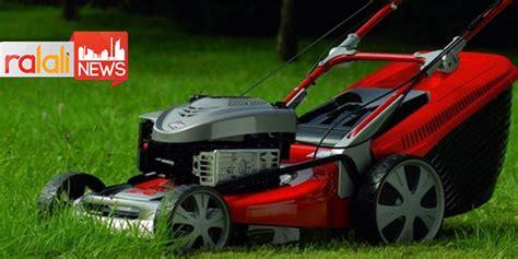 Mesin Potong Rumput Tolak tips memilih mesin potong rumput