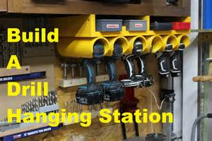 Display Cabinets On Amazon Drill Driver Hanging Station Youtube