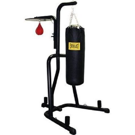 no tax new everlast dual station heavy punching bag