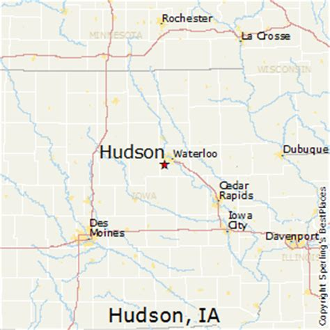 houses for sale in hudson iowa best places to live in hudson iowa