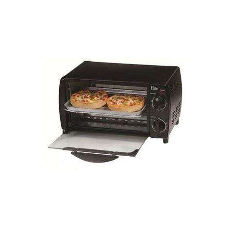 Toaster Broiler Elite Cuisine 4 Slice Toaster Oven Broiler Eka 9210xb