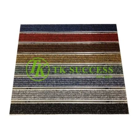 Carpet Mat Edging by 3a Welcome Coil Mat