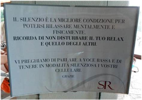 terme antica querciolaia prezzi ingresso cartello all ingresso della zona relax foto di san