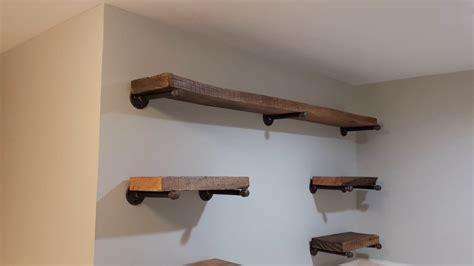 rustic shelves decorative rustic shelves