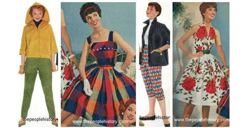 1950s teen fashion clothes exles style
