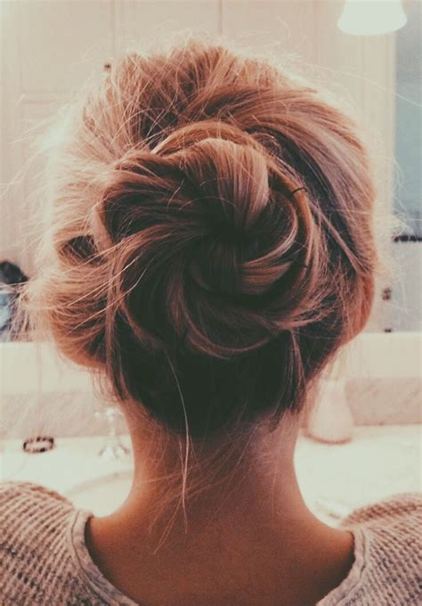 cute hairstyles in a bun romantic messy hairstyles for all women pretty designs