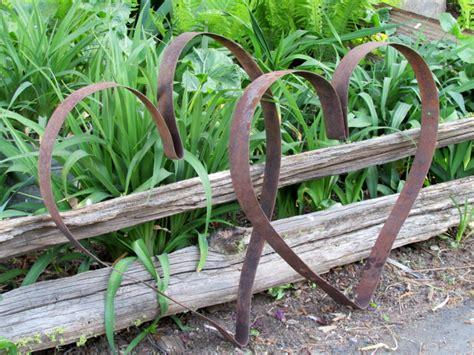Metall Deko Garten Selber Machen by Gartendeko Aus Metall 17 Vielf 228 Ltige Ideen Mit