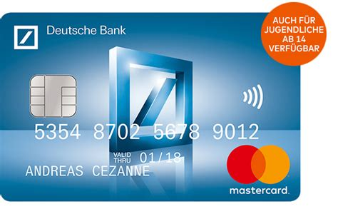 visa card deutsche bank debitkarte debit mastercard