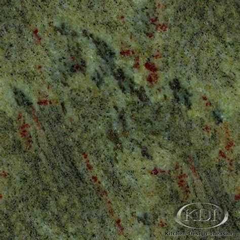 Green Granite Countertop by Tropical Green Granite Kitchen Countertop Ideas