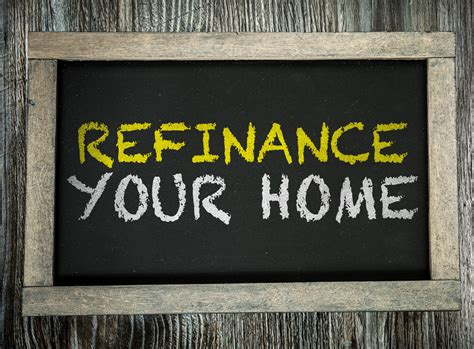 refinancing your mortgage and saving money on your home
