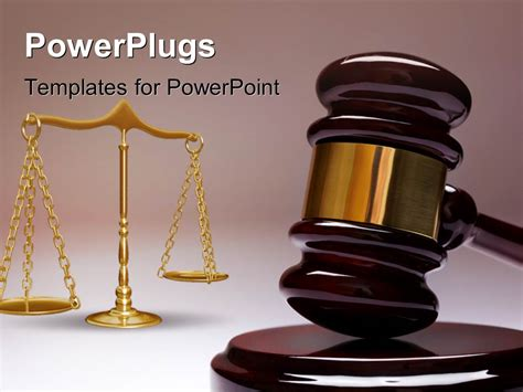 templates for powerpoint law powerpoint template gavel and wight balance depicting law