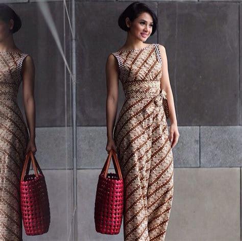Kebaya Jumsuit best 25 batik muslim ideas on kebaya muslim