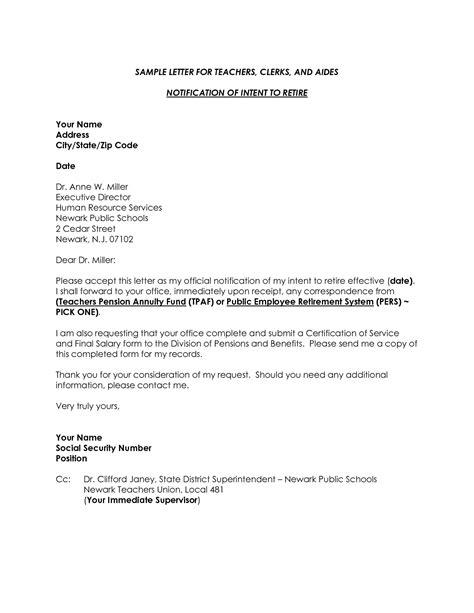 6 7 letter of resignation format resumesgood com