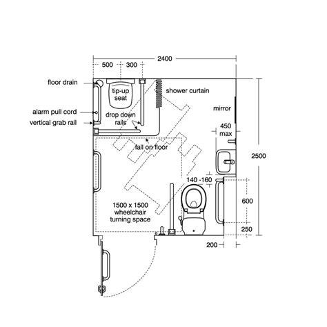 layout handicap toilet slikovni rezultat za bathrooms for handicapped people