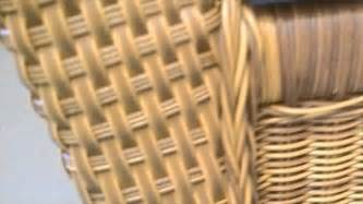 difference between rattan and wicker