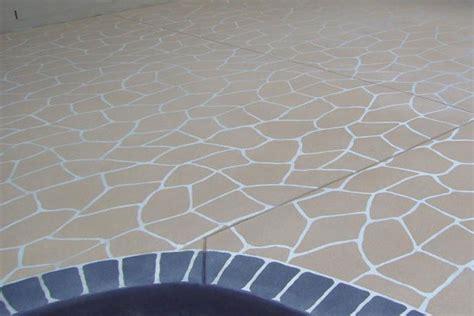 concrete templates stencils stenciled concrete thundercrete