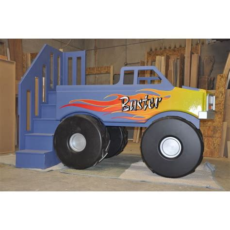 monster truck beds monster truck bed christmas wish list for the boys