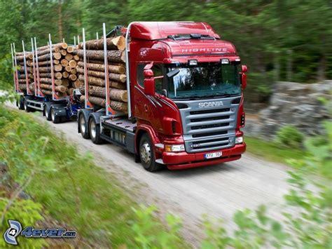 Aire De Jeux Bois 1187 by Scania R620