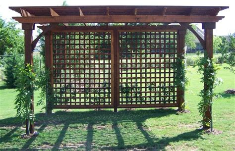 home designer pro lattice freestanding lattice pergola dallas by texas best fence