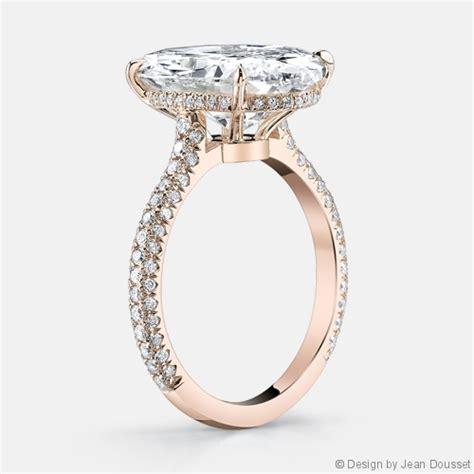 chelsea jean dousset diamonds engagement ring
