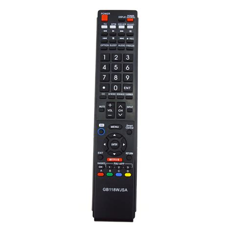 Remote Tv Sharp Aquos tv remote for sharp aquos tv gb004wjsa ga935wjsa