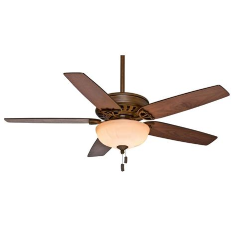 Ceiling Fans Flush Mount With Light Shop Casablanca Concentra Gallery 54 In Acadia Downrod Or Flush Mount Ceiling Fan With Light Kit