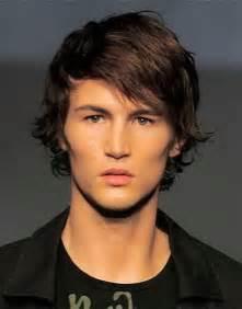 medium length hairstyles boys men medium length haircuts