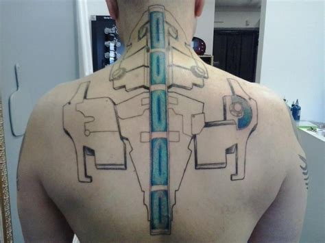 rig tattoo deadspace