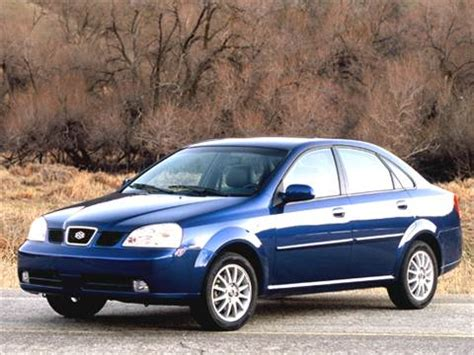 blue book used cars values 2006 suzuki daewoo magnus instrument cluster 2004 suzuki forenza pricing ratings reviews kelley blue book