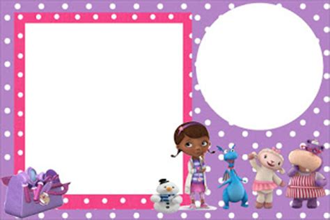 doc mcstuffins birthday card template doc mcstuffins free printable invitations oh my