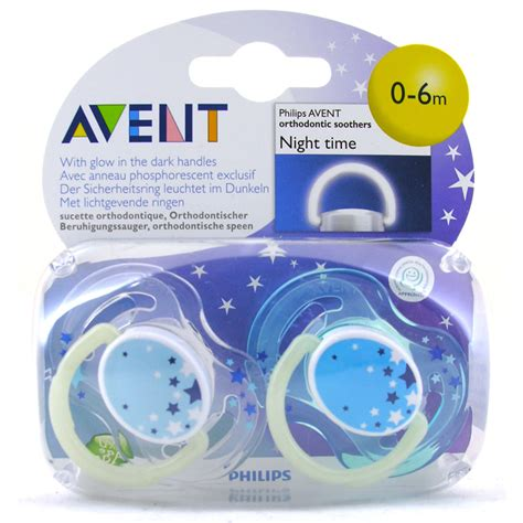 Terlaris Philips Avent Soother 6 18m Time Blue philips avent time soothers blue 0 6 months levida baby