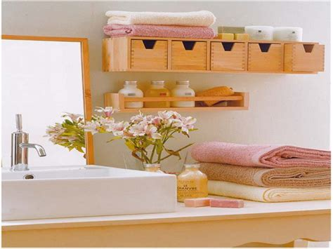 Home Design Ideas Inspiring Small Bathroom Storage Ideas Pink Bathroom Storage