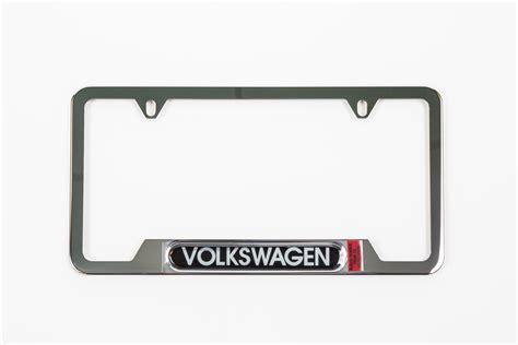 2017 volkswagen gti license plate frame volkswagen